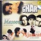 Ghar / Masoom / Ijaazat (Music: R.D Burman) (Soundtrack) (Made in India)