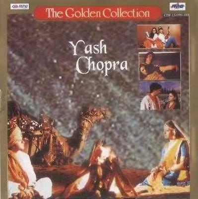 The Golden Collection - Yash Chopra (2 Disc Set)
