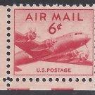 C39 6c US AirMail DC-4 Skymaster 1949 Mint NH