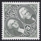 #2592 $5.00 Presidents Washington & Jackson 1994 Mint NH