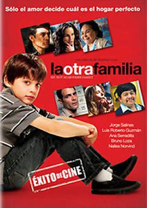 La Otra Familia (DVD, 2012, Spanish Language) Used- previously viewed