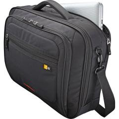"Case Logic 16"" Black Professional Notebook Briefcase"