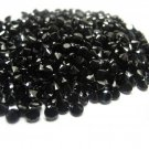 Certified Natural Black Spinal AAA Quality 7 mm Faceted Cushion Shape 25 pcs lot Loose Gemston