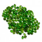 Certified  Natural Chrome Diopcide AAA Quality 1.75 mm Faceted Round Shape 50 pc Lot Loose Gemstone