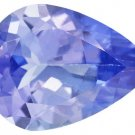 Certified Natural Tanzanite AA Quality 5x3 mm Faceted Pear 50 pcs lot loose gemstone