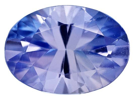 Certified Natural Tanzanite AA Quality 5x4 mm Faceted Oval 20 pcs lot loose gemstone