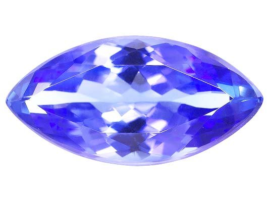 Certified Natural Tanzanite AA Quality 5x2.5 mm Faceted Marquise 10 pcs lot loose gemstone