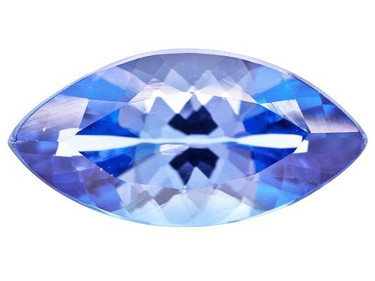 Certified Natural Tanzanite AA Quality 7x3.5 mm Faceted Marquise 5 pcs lot loose gemstone