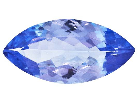 Certified Natural Tanzanite AA Quality 8x4 mm Faceted Marquise 1 pc loose gemstone