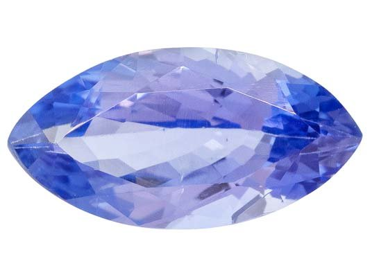 Certified Natural Tanzanite AA Quality 8x4 mm Faceted Marquise 2 pcs pair loose gemstone