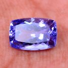 Amazing Natural Tanzanite Violet Blue 1.91 Ct Octagon Shape Certified HG 9009