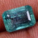 Tempting Stone Natural Emerald 3.73 Ct Emerald Shape Gemstone Certified~HG 9287
