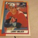 Larry Walker RC