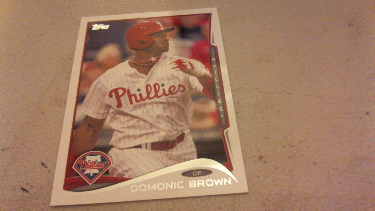 Domonic Brown