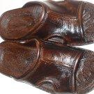 Pali Hawaii Sandal PH186 - SIZE 8 MENS-brown-1 pair