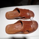 Pali Hawaii Sandal PH186 - SIZE 13 MENS-brown-1 pair