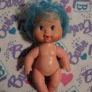Vintage Kenner Strawberry Shortcake Blueberry Muffin BERRY BABY Drink n Wet Doll