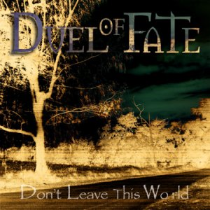 Don't Leave This World CD