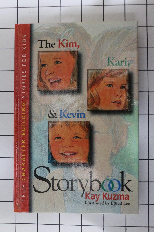 The Kim, Kari, & Kevin Storybook