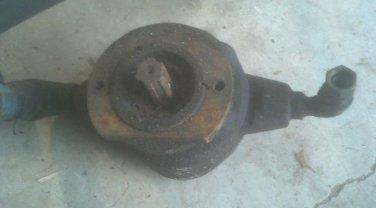 Ford pto loader pump 6 spline 2n 8n 9n tractor