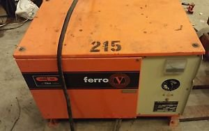 Ferro 150a 150 amp 24v charger forklift