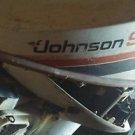 9.9hp johnson sail sailboat sailmaster outboard