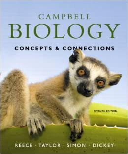 Campbell Biology: Concepts & Connections Plus Mastering Biology with eText
