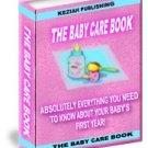 Baby Care E-Book