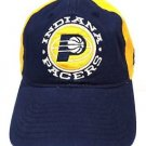 Indiana Pacers 2015 Adidas Adjustable Buckle Back Cap Blue
