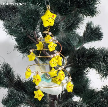 Heirloom Collection ~ Twinkle, Twinkle Christmas Star Ornament - New
