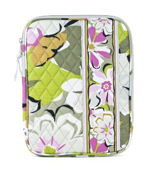 Vera Bradley Tablet Sleeve Portobello Road � NWT Retired  tech cover iPad case packing cube $38R
