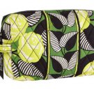 Vera Bradley Small Cosmetic La Neon Rose NWT   travel toiletry case