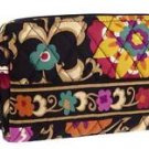 Vera Bradley Small Cosmetic case Suzani  NWT Retired  travel toiletry case