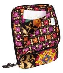 Vera Bradley E-Reader Sleeve Suzani NWT Retired  mini tablet nook kindle * case cover