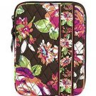 Vera Bradley Tablet Sleeve English Rose NWT retired • iPad case packing cube