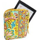 Vera Bradley Tablet Sleeve in Provencal  Retired NWT • iPad case packing cube