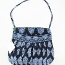 Vera Bradley Hannah Calypso small handbag purse NWT Retired girls first purse afternoon party