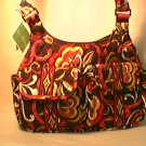 Vera Bradley Cargo Sling Puccini crossbody hobo shoulder bag  NWT Retired