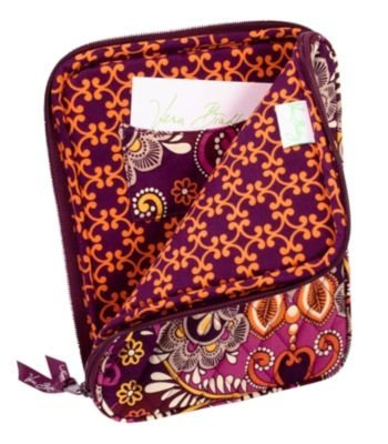 Vera Bradley E Reader Sleeve Safari Sunset NWT  Retired mini tablet nook kindle case *