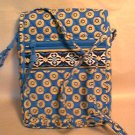 Vera Bradley Mini Hipster crossbody bag Riviera Blue NWT Retired - swing bag, wallet on string