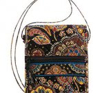Vera Bradley Mini Hipster Kensington NWT Retired crossbody travel organizer wallet