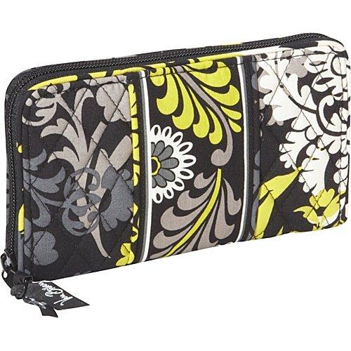Vera Bradley Accordian Wallet Baroque travel organizer clutch NWT Retired