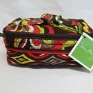 Vera Bradley Jewelry Case in Puccini  NWT Retired VHTF tech makeup toiletry bag