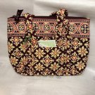 Vera Bradley Little Betsy handbag Medallion NWT Retired purse tablet tech tote