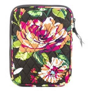Vera Bradley E-Reader Sleeve English Rose mini tablet nook kindle * cover case NWT Retired