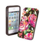Vera Bradley English Rose iPhone 4 4S hardshell smartphone case Retired NIB