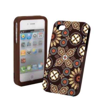 Vera Bradley Canyon iPhone 4 4S hardshell smartphone case Retired NIB