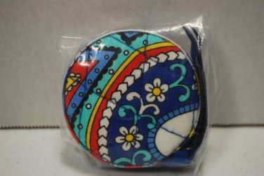 Vera Bradley Tape Measure Marina Paisley retractable measuring   limited edition promo  New