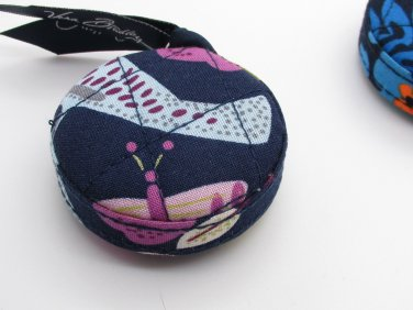 Vera Bradley Tape Measure Florence Nightingale retractable measuring   limited edition promo  New