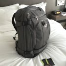 eBags TLS Mother Lode Weekender Convertible Jr Backpack Heathered Graphite grey NWT